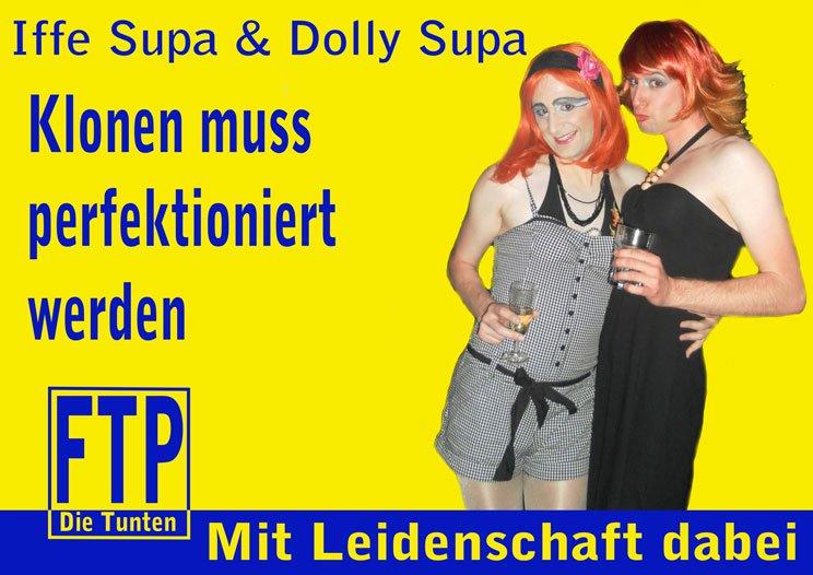 Iffe & Dolly Supa