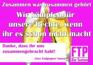 Brief für die FDP